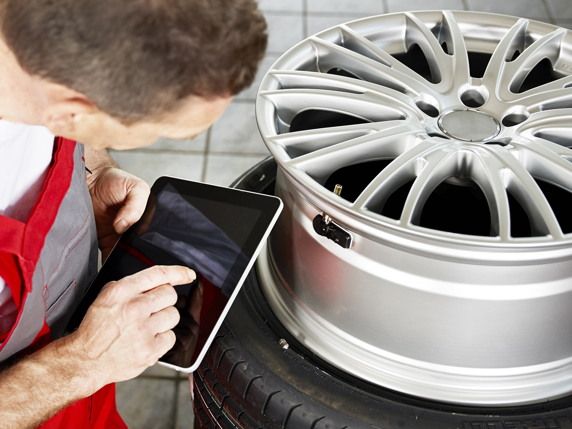 TPMS Manager Mobile